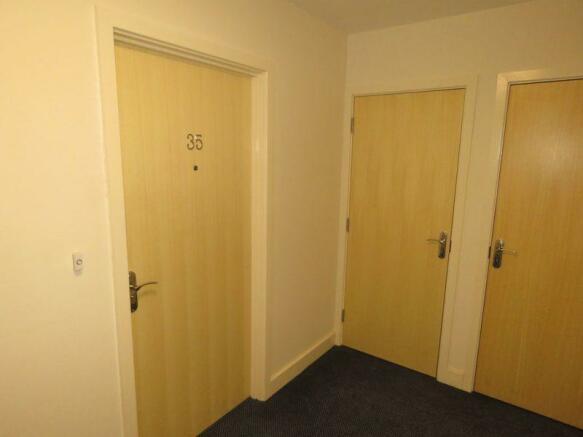 Front Door and...