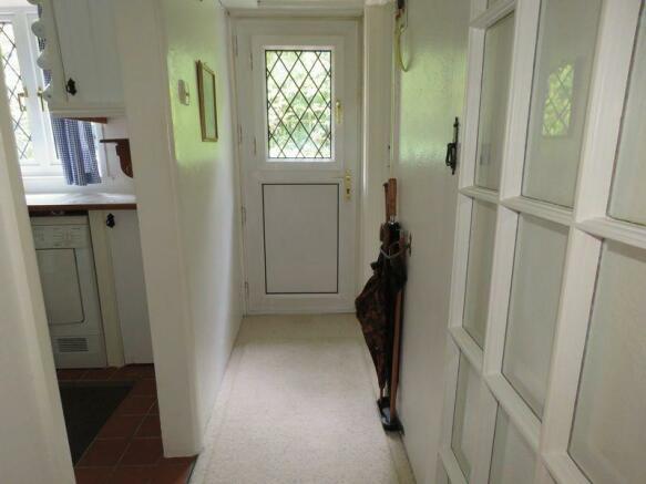 Rear Hallway /...