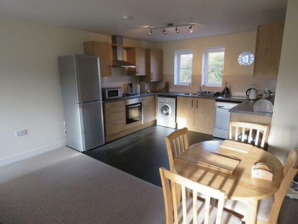 Kitchen /  Liv...