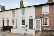 Terraced home in Cavendish Street...