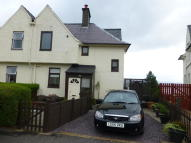 3 bed semi detached property in Nelson Road, Gourock...