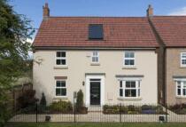 4 bed new house in Plot 162 Pineham Lock...