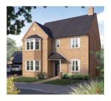 5 bed new home for sale in Ivel Road Shefford...