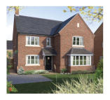 new home for sale in Ivel Road Shefford...