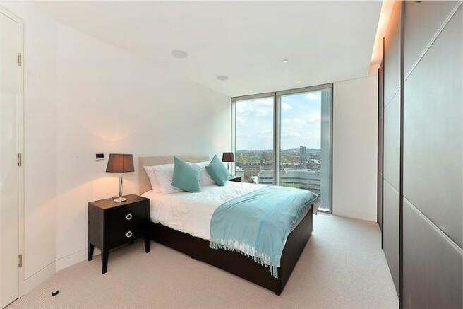 Main bedroom in The