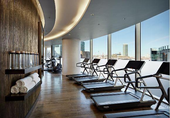 Gym in The Tower