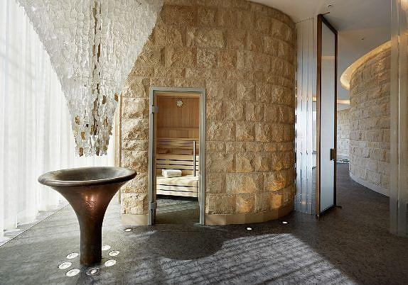 Sauna in The Tower