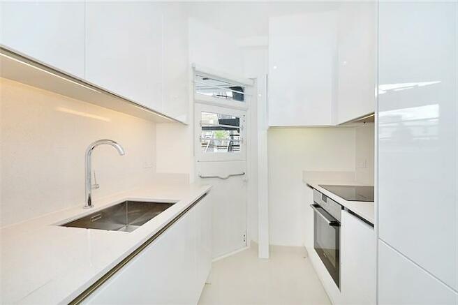 Kitchen in Sloane St