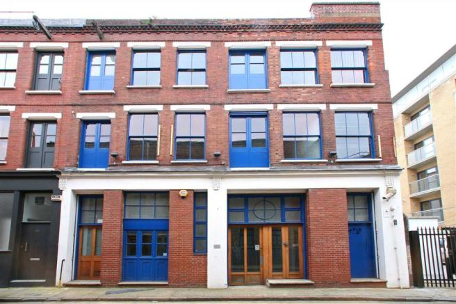 Property For Sale In Spitalfields E1