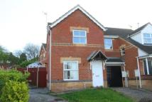 semi detached home for sale in Merlin Avenue, Bolsover...