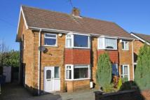 semi detached home for sale in Ling Road, Chesterfield...