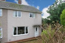 2 bed semi detached home for sale in Vale Close, Bolsover...