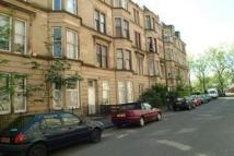 Flat to rent in Bentinck Street, Glasgow...