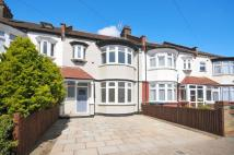 Terraced property for sale in All Souls Avenue, London...