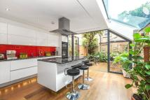 Terraced property in Hazelmere Road, London...