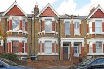 Terraced house for sale in Creighton Road...