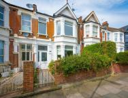 Terraced property for sale in Furness Road, London...