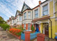 Terraced home for sale in Palermo Road, London...