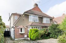 3 bed home to rent in Cowper Road, Southgate...