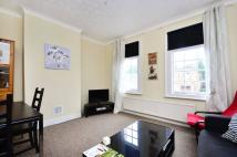 Lancaster Road Flat to rent