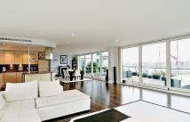 3 bedroom Flat to rent in Cinnabar Wharf West...
