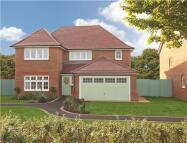 4 bedroom new house for sale in Sellars Bridge - Plot 29...