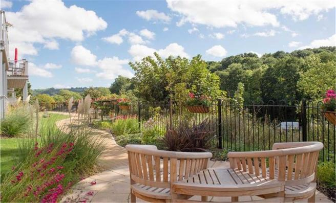 Stroudwater Court Patio