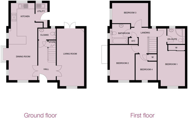 The-Chelford Floorplans