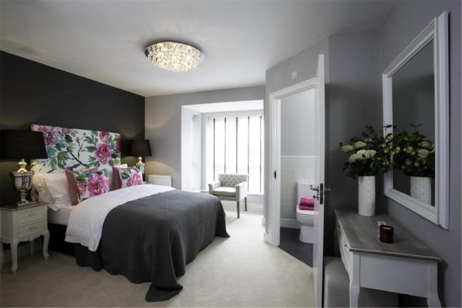 The Chichester Master Bedroom