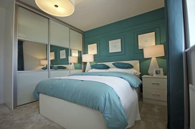Newton Bedroom