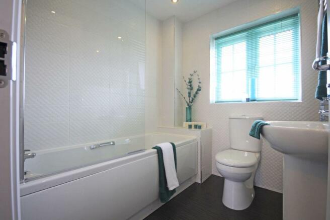 Newton Bathroom