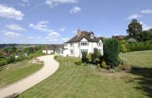 5 bedroom Detached house in Ladyegate Road, Dorking...