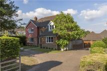 Detached house in Cronks Hill Road...