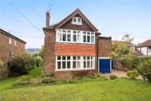 Detached home in Old Road, Buckland, RH3