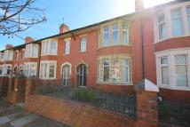3 bed Terraced home in Rhydhelig Avenue, Heath