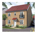 4 bedroom new property for sale in Nettle Way Minster Kent...