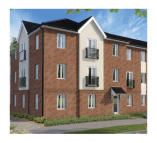 2 bedroom new Flat in Nettle Way Minster Kent...