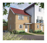 3 bedroom new property in Nettle Way Minster Kent...