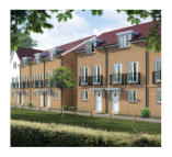 3 bedroom new house for sale in Nettle Way Minster Kent...