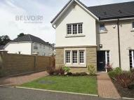 3 bedroom semi detached property to rent in Cotton Row, Deanston...