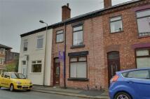 Terraced house in Hampson Street, Atherton...