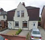 semi detached house in Higher Green Lane...