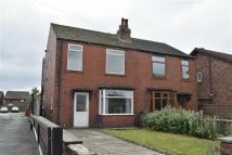 3 bedroom semi detached home in Manchester Road...