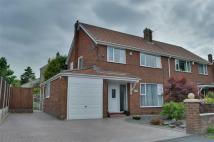 semi detached home to rent in Chestnut Avenue, Leigh...