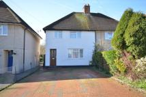 semi detached house for sale in Home Way, Rickmansworth...