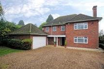Detached home for sale in Sandy Lodge Lane...