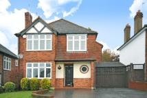 Detached property in Watford Road...