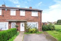 3 bed End of Terrace house in Orchard Way, Mill End...