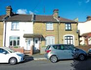 Terraced home for sale in Oak Road, Slade Green...