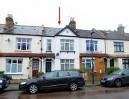Terraced property for sale in Manor Grove, North Sheen...